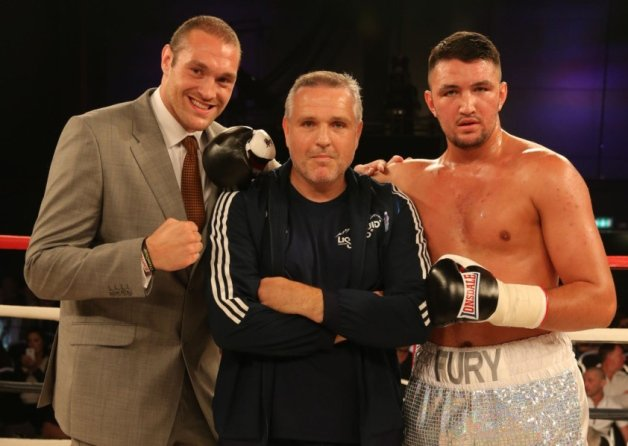 Hughie Fury, Sam Sexton -  British Heavyweight Champion Sam Sexton is using the powers of hypnotherapy as he heads into his crunch showdown with Hughie Fury this Saturday (12th May) at the Macron Stadium, Premium  Suite, Bolton, exclusively live on free-to-air Channel 5.