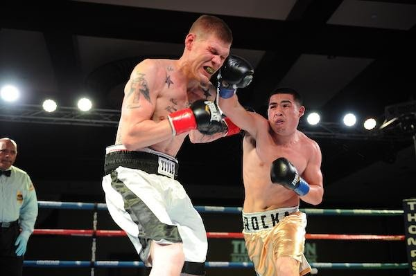 - Unbeaten welterweight prospect Francisco Armenta (4-0, 1 KO), signed by Thompson Boxing Promotions last year, headlines the first show of his young career in his native Mexico this Saturday, Dec. 2.