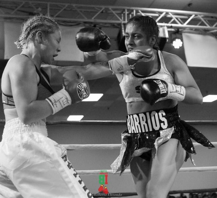 "- Undefeated female sensation, Selina ""Aztec Queen"" Barrios (3-0, 1 KO), returns to the ring this Saturday night, July 7, 2018, as the main event in Corpus Christi, Texas, in the well-established American Bank Center Water Garden Room, bringing a loaded card of fistic fury."