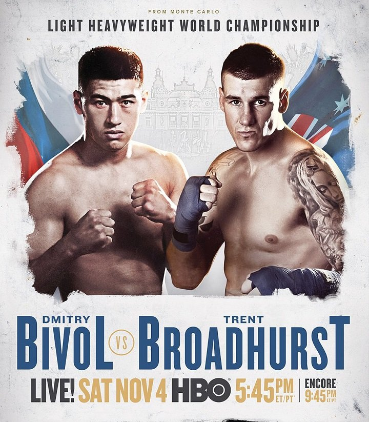 Dmitry Bivol Boxing Interviews Boxing News