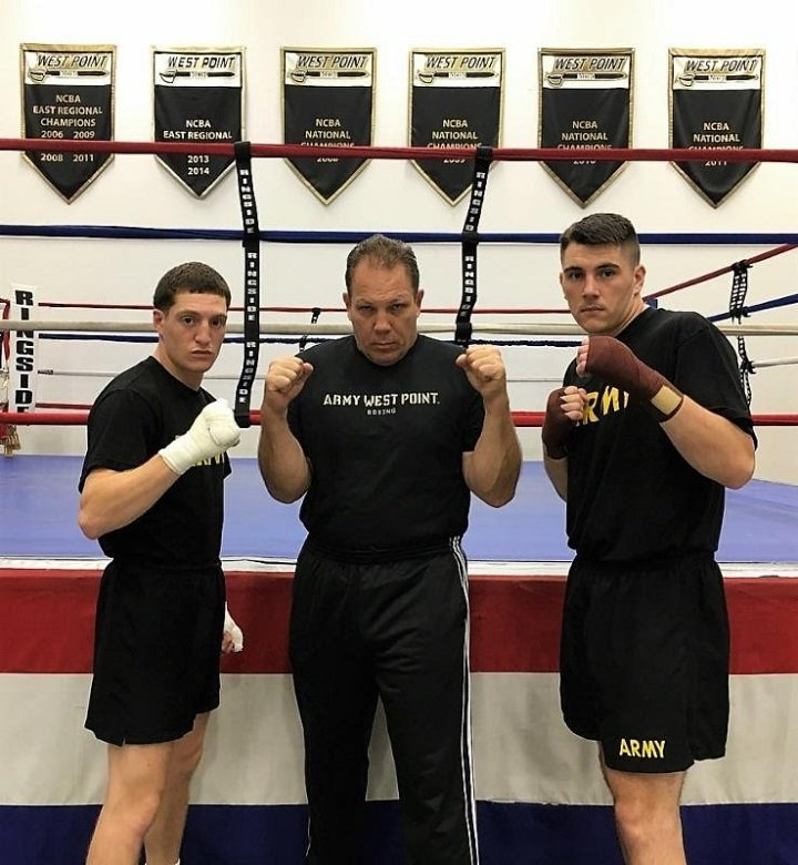 """Collegiate Boxing is Alive and Well – """"Collegiate Fight Night"""" on November 11th in Winchester"""