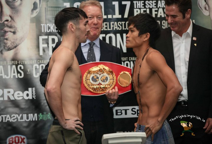 Carl Frampton Jamie Conlan Lewis Crocker Paddy Barnes Boxing News Top Stories Boxing