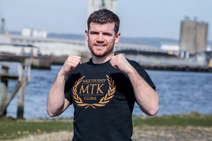 Paddy Gallagher - Paddy Gallagher insists he will be fully focused when he takes to the ring this weekend in his first bout since a distressing win over Gary Murray last month.