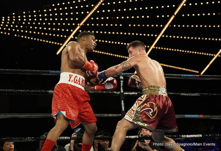Yuriorkis Gamboa keeps his career alive – just; Gamboa awarded controversial decision win over Jason Sosa