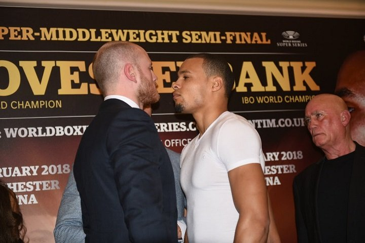 Chris Eubank Jr Danny Garcia George Groves Ray Beltran Boxing News Top Stories Boxing