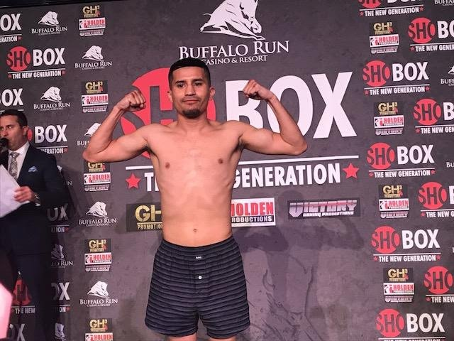 Adam Lopez, jorge diaz - Super Bantamweight contender Adam Lopez is looking to getting back to the perch of being on a short list to fight for a world title.