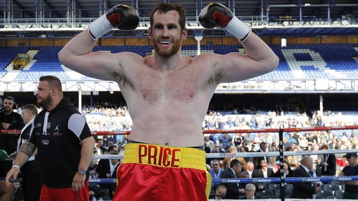 Alexander Povetkin David Price Boxing News