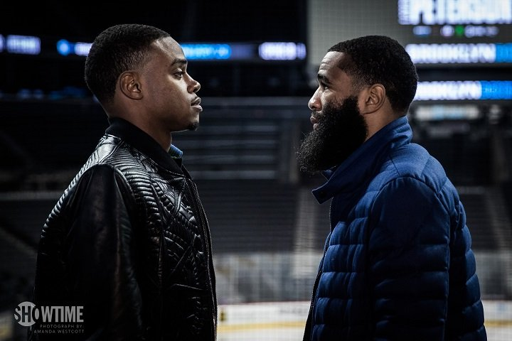 Errol Spence vs. Lamont Peterson preview