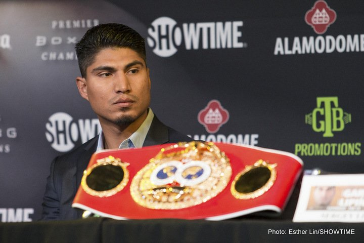 Mikey Garcia vs. Jorge Linares possible for summer