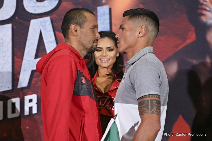 Orlando Salido vs. Miguel Roman promises fireworks