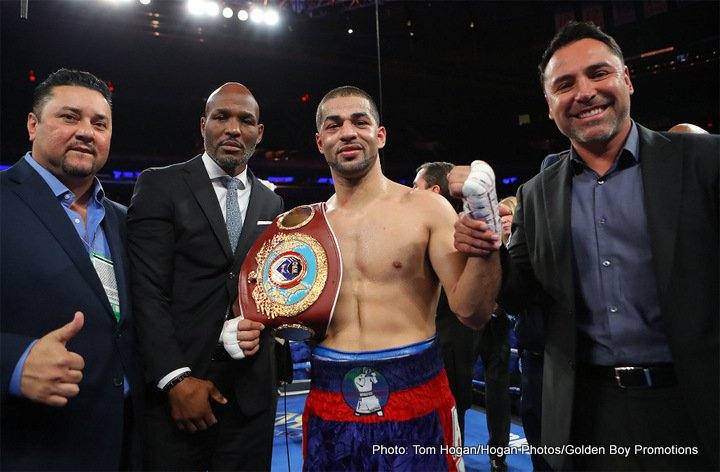 Sadam 'World Kid' Ali (26-1, 14 KOs) had WBO junior middleweight champion Miguel Cotto (41-6, 33 KOs) badly hurt last night on 3 occasions in their fight, but he didn't go after him to try and finish him off much to the disappointment to a lot of the boxing fans at Madison Square Garden in New York.