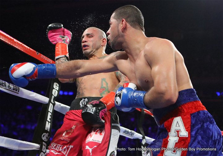 Miguel Cotto - Sadam Ali (26-1, 14 KOs) says it would have been a different story if Jessie Vargas was inside the ring with him last Saturday night instead of Miguel Cotto at Madison Square Garden in New York. Ali beat Cotto (41-6, 33 KOs) by an impressive 12 round unanimous decision to win his WBO junior middleweight title.