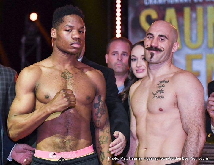 Billy Joe Saunders David Lemieux Boxing News Top Stories Boxing
