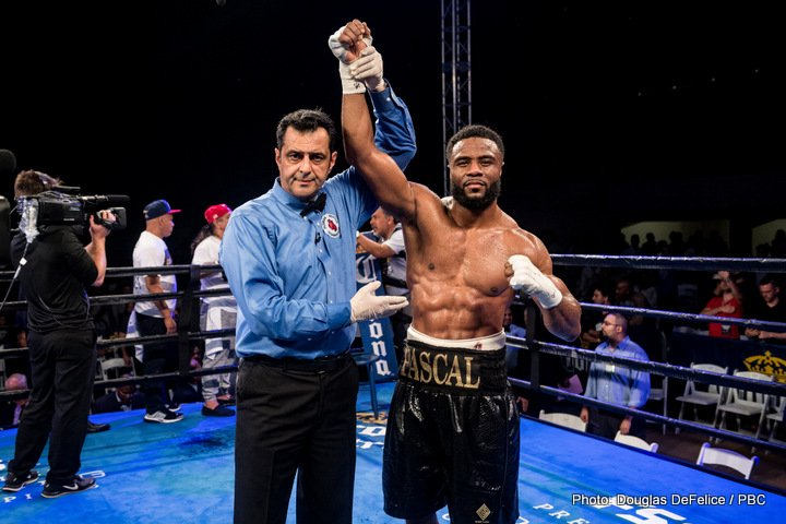 Ahmed Elbiali Jean Pascal Boxing News Boxing Results