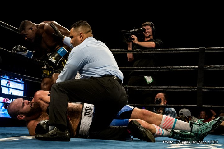 Daniel Martz Luis Ortiz Boxing News Boxing Results Top Stories Boxing