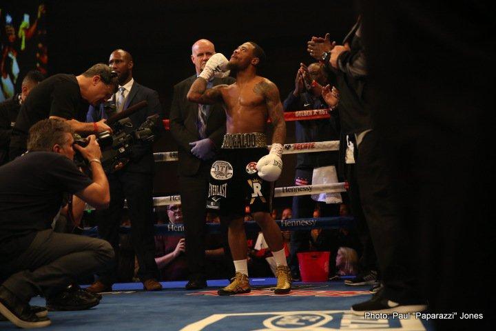 Lamont Roach Jr. - Boxing News