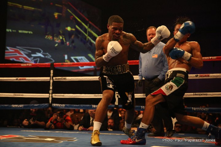 Lamont Roach Jr. Boxing News Boxing Results