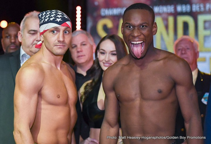 Cletus Seldin Boxing News