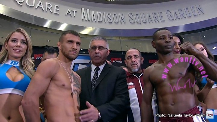 Guillermo Rigondeaux Vasyl Lomachenko Boxing News Top Stories Boxing