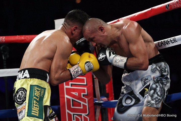 Miguel Roman Orlando Salido Boxing News Boxing Results
