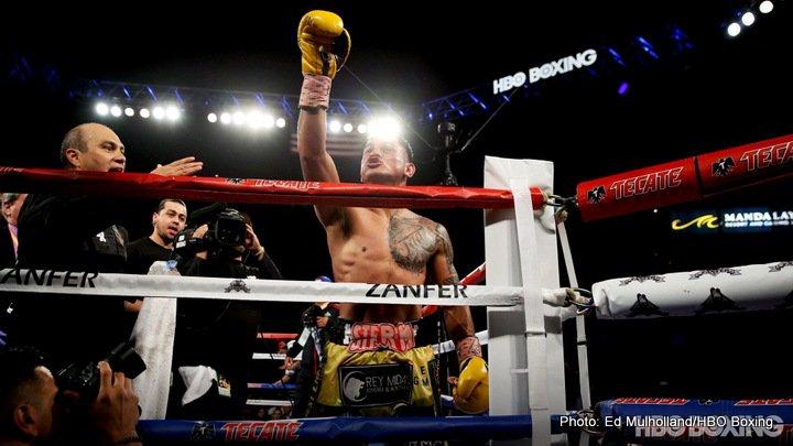 Results: Miguel Roman TKOs Orlando Salido