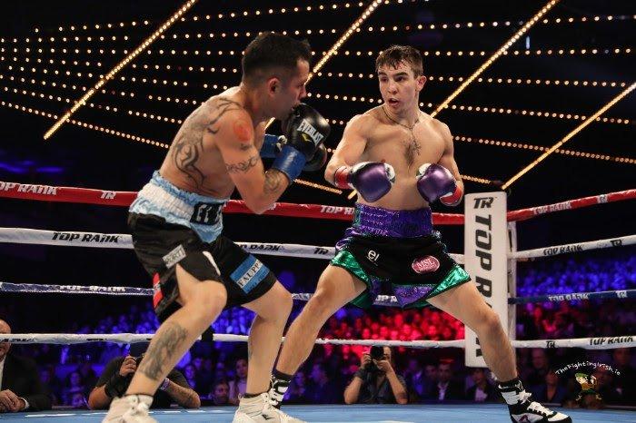 Michael Conlan Boxing News Boxing Results