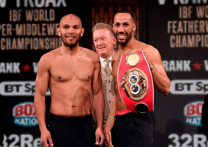 Caleb Truax Eduardo Ramirez James DeGale Lee Selby Boxing News