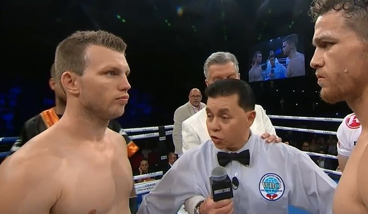 "Jeff Horn - Australia's Jeff Horn, the reigning WBO welterweight champ, has already caused one momentous upset: back in July when he stunned superstar Manny Pacquiao via (controversial) decision to take the title, and the unbeaten ""Hornet"" is confident he will pull off another coup in April by defeating P-4-P star Terence Crawford."