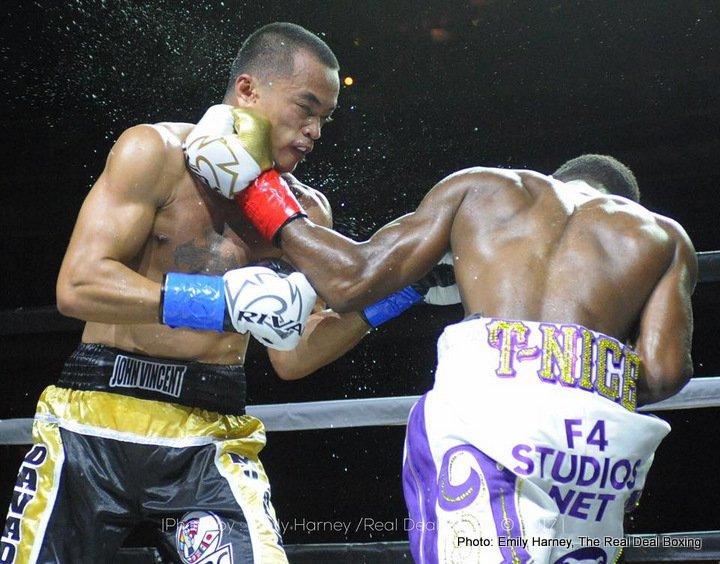 John Vincent Moralde Toka Kahn Clary Boxing News Boxing Results