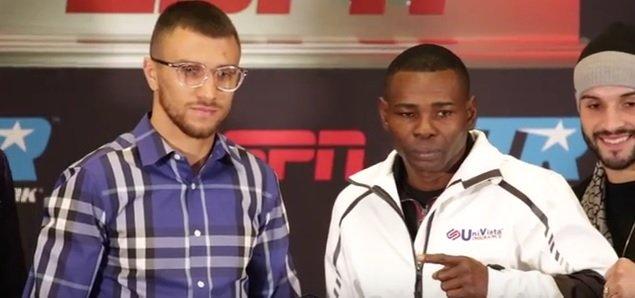Guillermo Rigondeaux Vasyl Lomachenko Boxing News Top Stories Boxing