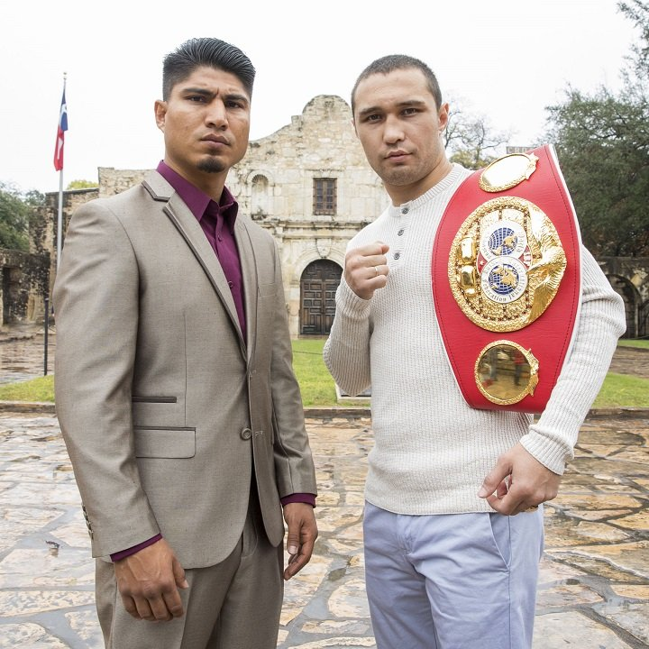 Mikey Garcia-Sergey Lipinets fight postponed due to injury