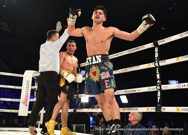 Billy Joe Saunders David Lemieux Boxing News Boxing Results British Boxing Top Stories Boxing