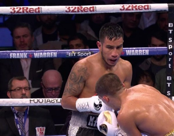 Eduardo Ramirez - IBF World featherweight champion Lee Selby (26-1, 9 KOs) retained his title tonight with a one-sided 12 round unanimous decision over the much younger 24-year-old Eduardo Ramirez (20-1-3, 7 KOs) on Saturday night at the Copper Box Arena in London, England.