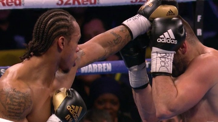 Anthony Yarde Boxing News Boxing Results