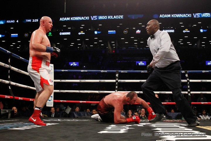 Adam Kownacki Boxing News Boxing Results