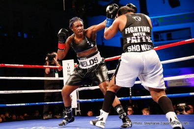 Claressa Shields Tori Nelson Boxing News Boxing Results Top Stories Boxing
