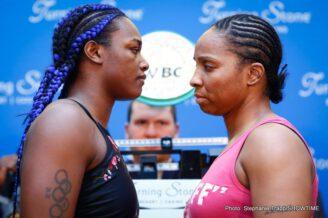 Claressa Shields, Tori Nelson - Boxing News