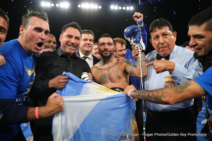 "Lucas Matthysse considers himself the challenger in upcoming bout with ""Monster Fighter"" Pacquiao"