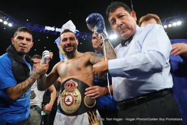 Lucas Matthysse Tewa Kiram Boxing News Boxing Results Top Stories Boxing