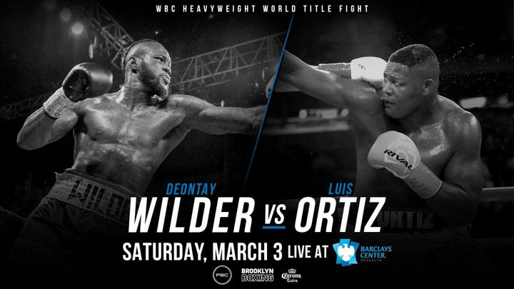 Deontay Wilder, Luis Ortiz - Deontay Wilder vs. Luis Ortiz International Media Conference Call Transcript