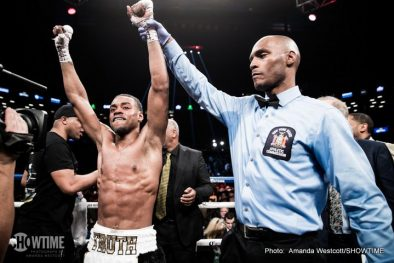 Errol Spence Jr. Lamont Peterson Boxing News Boxing Results