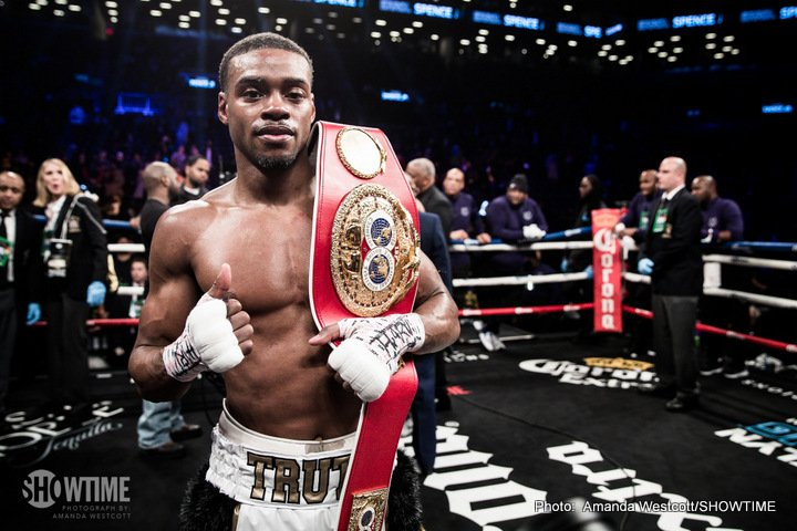 Errol Spence Jr. is the best welterweight in the world, but he needs to beat Keith Thurman to prove it