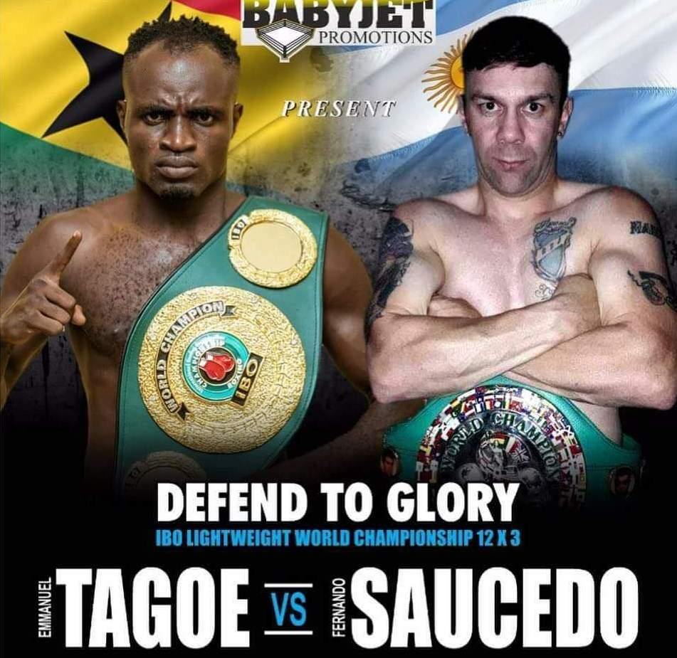 Fernando Saucedo Boxing News