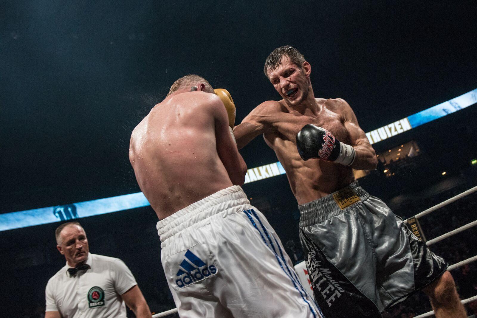 Dmitry Bivol, Igor Mikhalkin, Sergey Kovalev, Sullivan Barrera - Boxing News