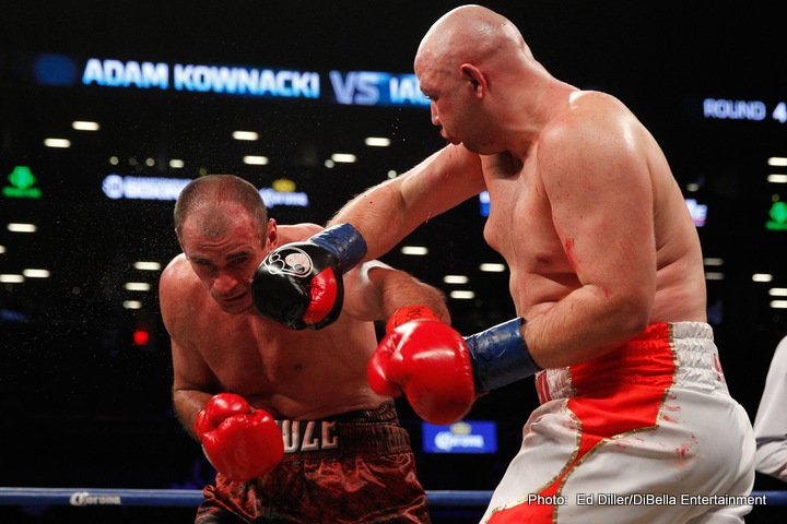 Adam Kownacki Boxing News