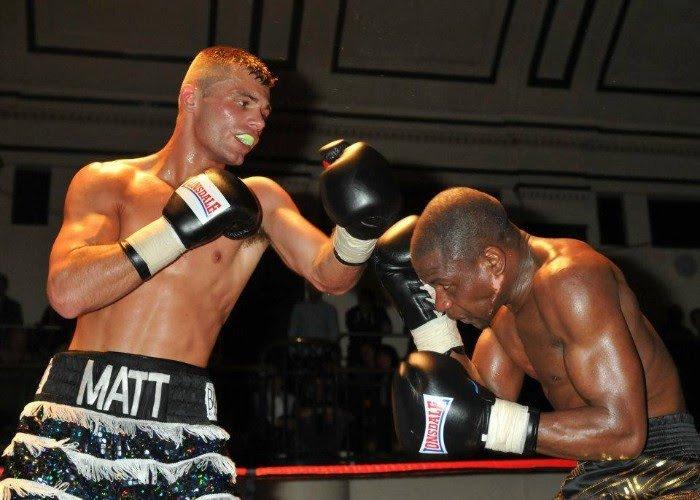 Billy Bird Matt McCarthy British Boxing Press Room