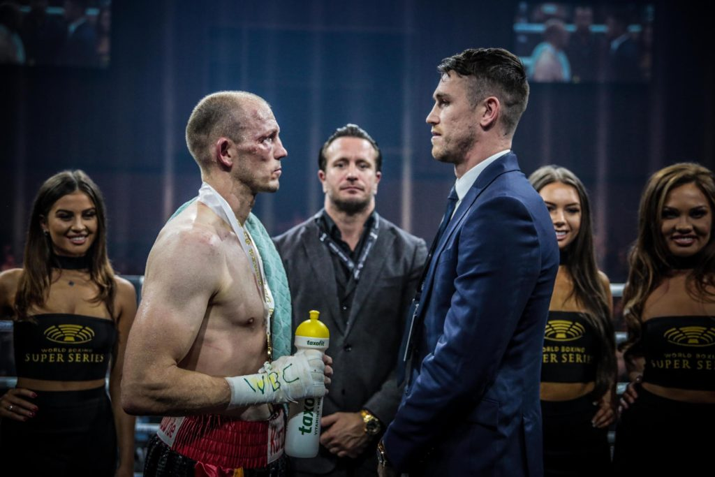 Brähmer vs Callum Smith in Nürnberg on February 24