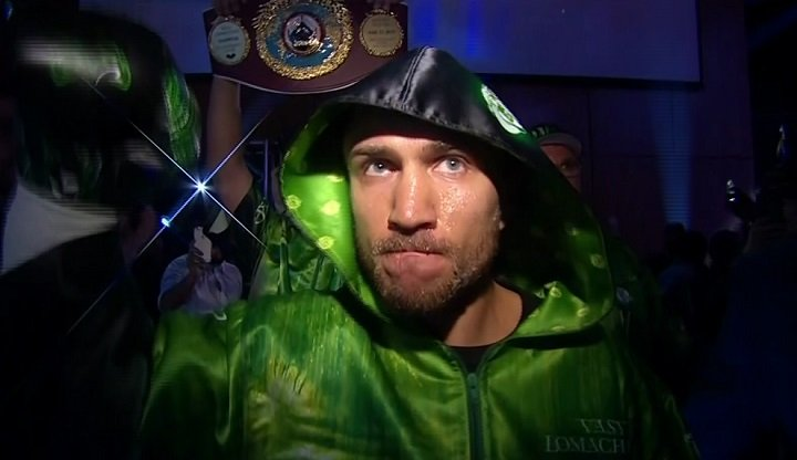 Vasyl Lomachenko: A special kind of great