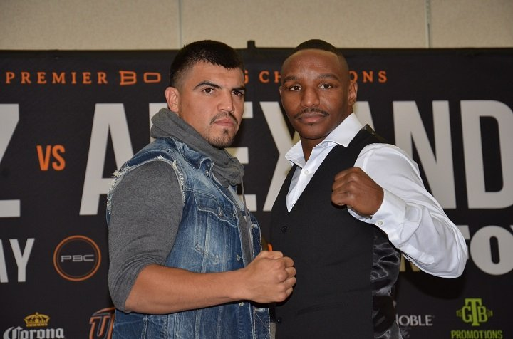 Devon Alexander, Victor Ortiz - There comes a time for all us when we have to make a stand. Maybe we are backed against wall or faced with impossible decision. Either way we are forced to bet on ourselves. We choose a path and walk down it confident that we have made the right choice. Many of us have had to traverse many crossroads in life. These particular fighters are at a crossroad in their respective careers. Down one road is another shot at glory, relevancy, big paydays and title opportunities. Down the other is the path to mid-level purgatory. Labeled as a gatekeeper, a hype job, wasted potential or stepping stone fighter. Devon Alexander vs Victor Ortiz is a fight where the two men involved are at that crossroad right now. Both of these men need a win. Both of them want to get back to the top of their division. Both were once labeled as future heirs to the throne at 140 or 147. Now they are fighting to reclaim that lost glory. Below we break down these fighters and how they got to this point in their careers.