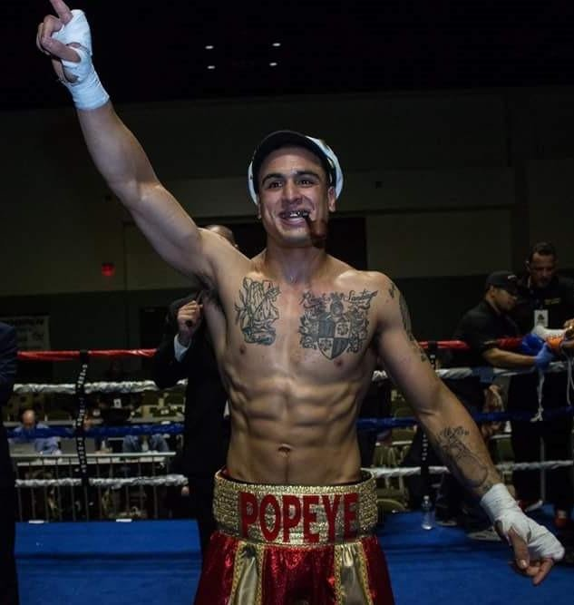 "Results: Richard ""Popeye The Sailor Man"" Rivera defeats Jaime Solorio"